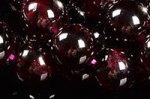 【1月誕生石】【実りの石】サイズを問わず一律1400円!ガーネット大玉ブレスレット13mm-33