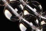 天然水晶丸玉14mmAAグレード(約40cm)