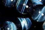 【再入荷】★人気の中サイズ★高品質ブルータイガーアイブレスレット詰め合わせセット(5本入り)-17