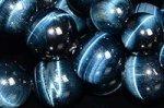 【再入荷】★人気の中サイズ★高品質ブルータイガーアイブレスレット詰め合わせセット(5本入り)-20