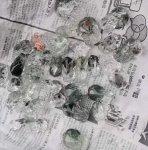 【リクエスト】天然石原石各種☆興味がある方お問い合わせください。-22(ガーデンクォーツヒキュウ)