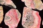 【天然石原石プレート】☆ロードクロサイト☆インカローズ原石プレート詰め合わせセット500gセット-17
