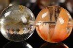 【旬の天然石】色合い豊富☆秋の風景を連想する天然石☆マルチカラーアンフィボールインクォーツブレスレット約10mm-3