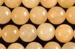 アラゴナイト丸玉ビーズ 8mm