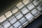高品質天然水晶(クォーツ)キューブ(立方体)8*8mm