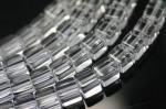 高品質天然水晶(クォーツ)キューブ(立方体)6*6mm