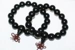 エボニー(黒檀)念珠約15mm