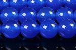 ブルーアゲート丸玉ビーズ6mm