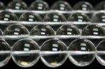 天然水晶丸玉18mmAグレード(約40cm)