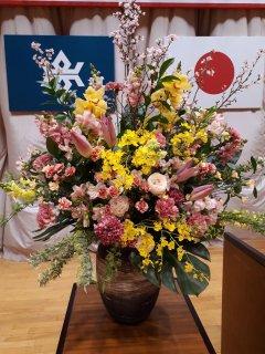 式典のお花