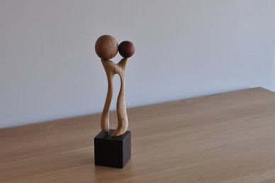 Wooden Sculpture 028 - 木下 輝夫 (Teruo Kinoshita)