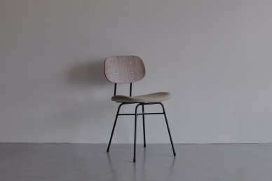 Plankton chair H (walnut x beige) - ad(analogue from digital)