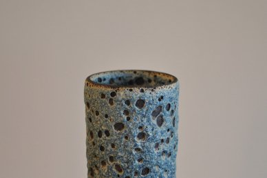 Tall Tube (Surf Volcanic Glaze) - Josh Herman