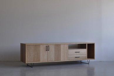 Low board・W1600 (Natural) - Mark manna furniture service