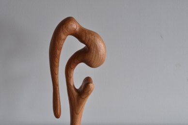 Wooden Sculpture 030 - 木下 輝夫 (Teruo Kinoshita)