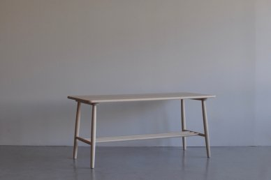 J20 coffee table (birch) - FDB Mobler (Poul M. Volther)
