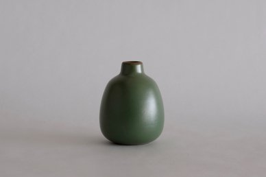 Bud Vase (Olive) - Heath Ceramics