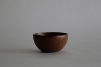 Plaza Line / Cereal Bowl (Redwood) - Heath Ceramics