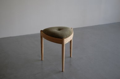 UNI stool (ash x YG 8) - Kai Kristiansen