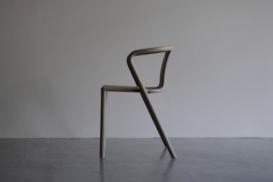 Air Arm Chair (beige) - Magis (Jasper Morrison)
