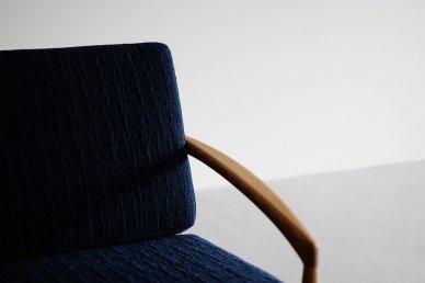 Paper Knife Sofa 1seat (oak x △45) - Kai Kristiansen