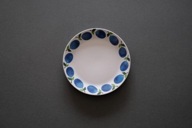 Plate M (PRUNUS) 01 - Gustavsberg