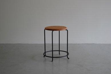 Plain stool - Mark manna furniture service