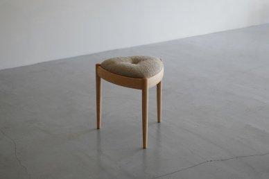 <img class='new_mark_img1' src='https://img.shop-pro.jp/img/new/icons8.gif' style='border:none;display:inline;margin:0px;padding:0px;width:auto;' />UNI stool (ash x △60) - Kai Kristiansen