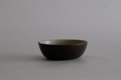 <img class='new_mark_img1' src='//img.shop-pro.jp/img/new/icons47.gif' style='border:none;display:inline;margin:0px;padding:0px;width:auto;' />Cereal Bowl (Birch/Chocolate Brown) - Heath Ceramics