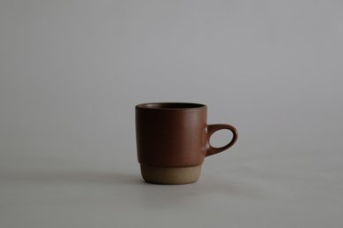 Stack Mug (Redwood) - Heath Ceramics