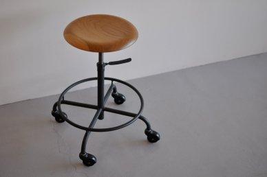 Caster Stool - Roam