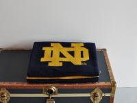 <img class='new_mark_img1' src='//img.shop-pro.jp/img/new/icons50.gif' style='border:none;display:inline;margin:0px;padding:0px;width:auto;' />Stadium Blanket (NOTRE DAME) - Faribault Woolen Mill