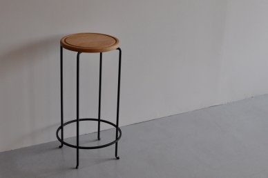 Plain high stool - Mark manna furniture service
