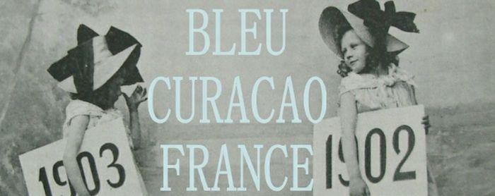 BLEU CURACAO FRANCE