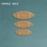 HAFELE ビスケット No.0 【243】