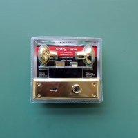 ULTRA  Mortise Lock 真鍮ドアノブ(掘り込み錠) 【1928077】