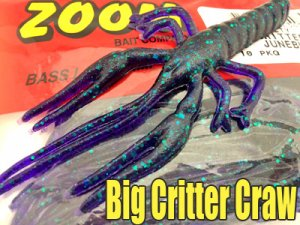 ZOOM/Big Critter Craw