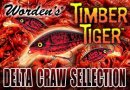 Worden's/TIMBER TIGER 【DELTA  CRAW  SELLECTION】