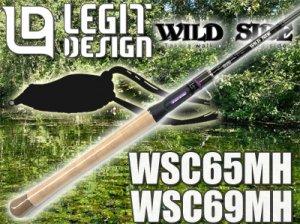 LEGIT DESIGN/WSC65MH ・ WSC69MH 【FROG ROD】