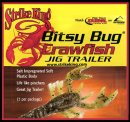 StrikeKing/Bitsy Bug Crawfish Jig Trailer