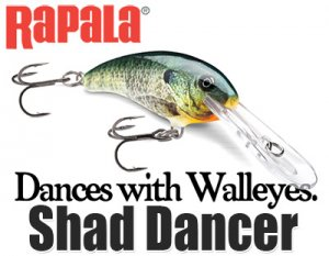 Rapala/Shad Dancer 【SDD-5】