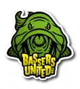Bassers United SPRING SUMMER 2016 【STICKER】