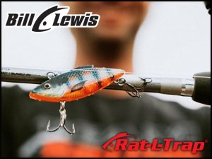 Bill Lewis Lures/Rat-L-Trap 【1/2oz】