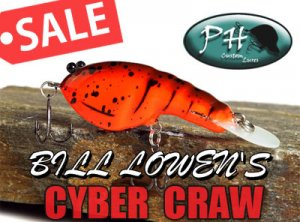 PH custom lures/
