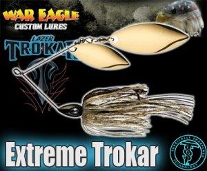 WAR EAGLE/Extreme Trokar 【DW】
