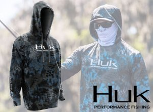 Huk Kryptek Performance Hoody 【新色入荷】