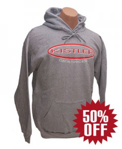 KISTLER Athletic Heather All Weather Hoodie