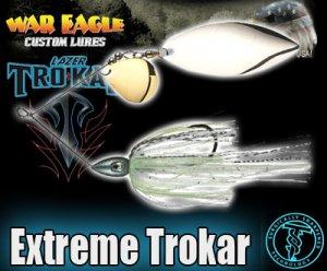 WAR EAGLE/Extreme Trokar 【TW】