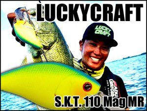 Lucky Craft U.S.A./ S.K.T. 110 Mag MR【SHOTA's Color】