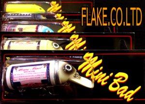 FLAKE/ミニバッド